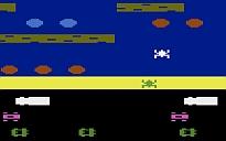 Atari Frogger