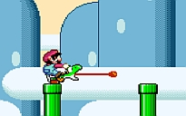 Coolmarios Super Mario World
