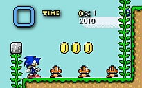 Sonic Lost In Mario World 2