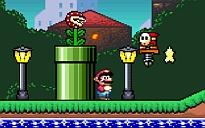 Super Mario Bros 2 Mega Mario X