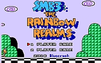 Super Mario Bros 3 The Rainbow Realms