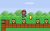 Super Mario Save Sonic