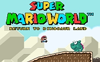 Super Mario World Return To Dinosaur Land
